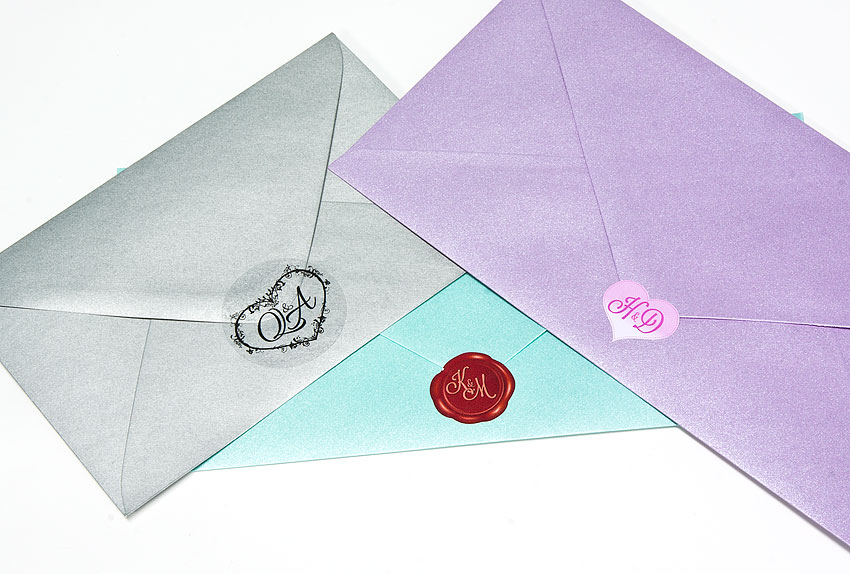 Envelope-seal-stickers